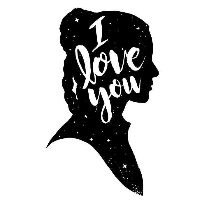 Once Upon a Tee: I Love You