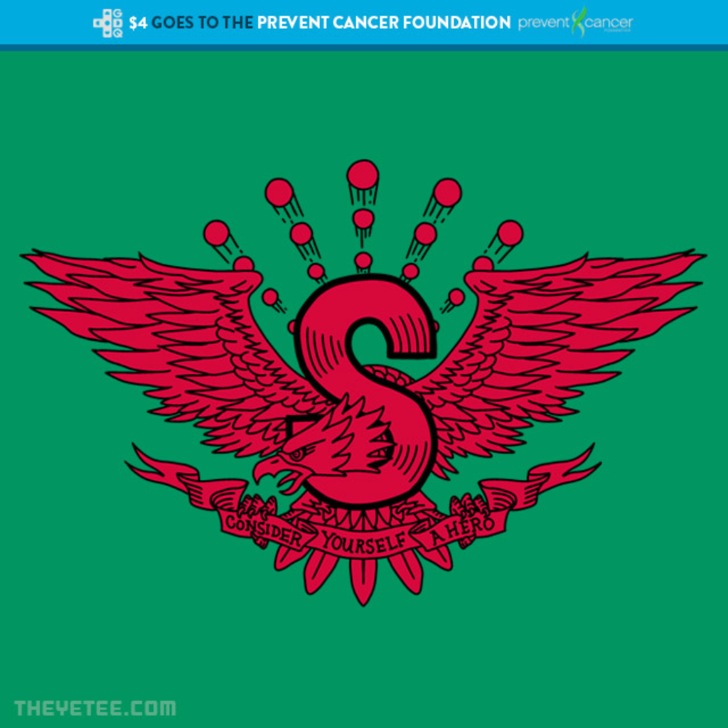 The Yetee: Spread Shot