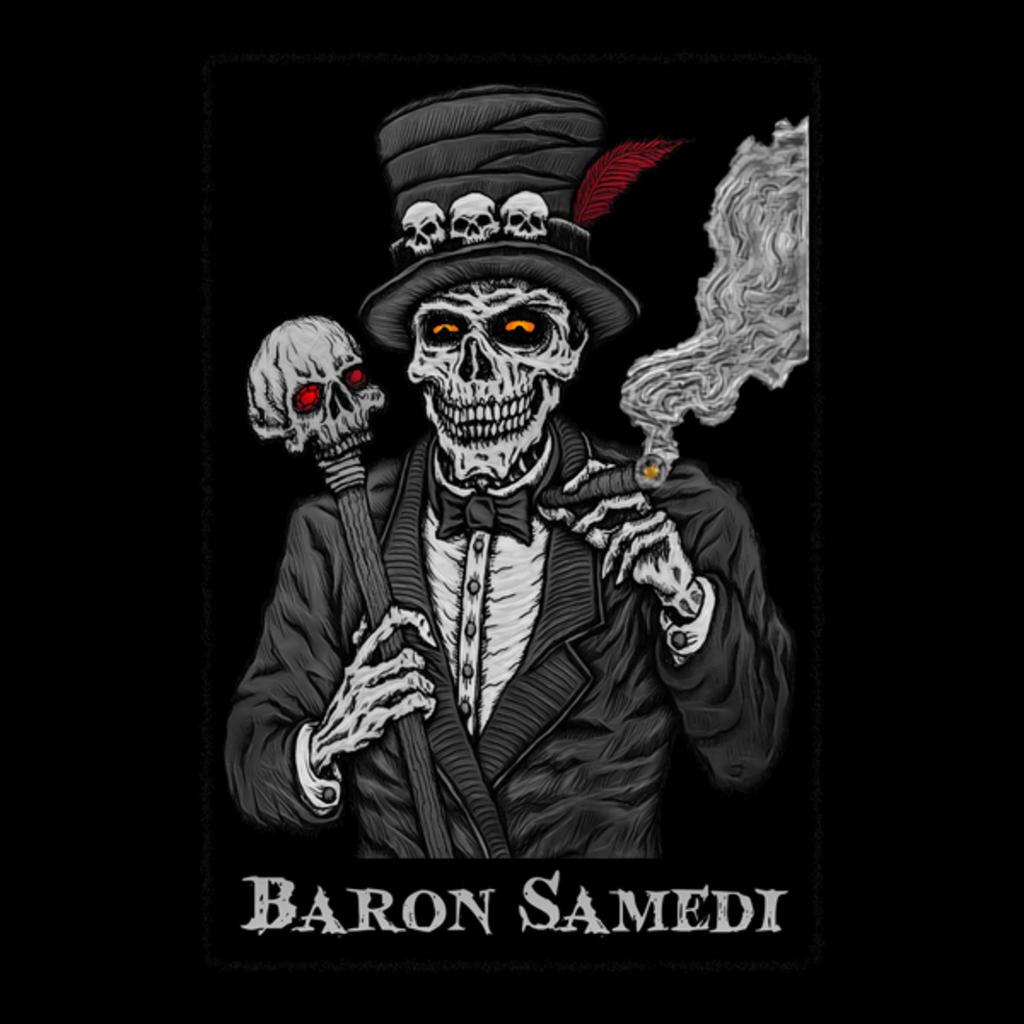 NeatoShop: Baron Samedi