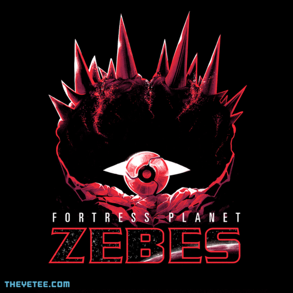 The Yetee: In Zebes