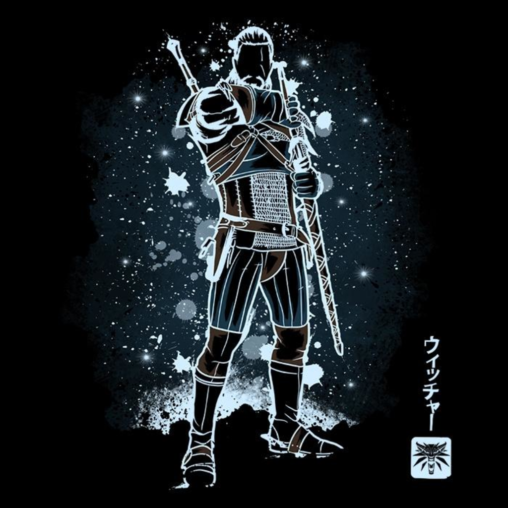 Once Upon a Tee: The White Wolf