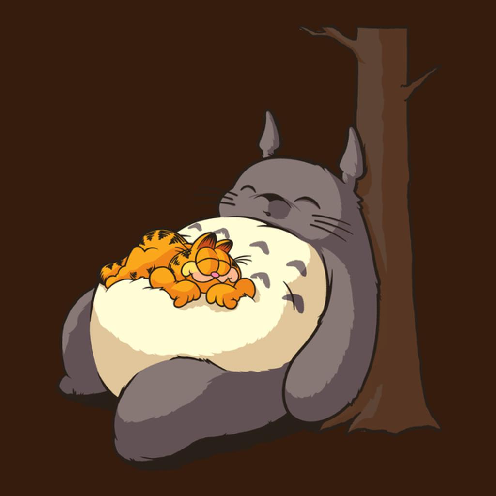 NeatoShop: My sleepy neighbors
