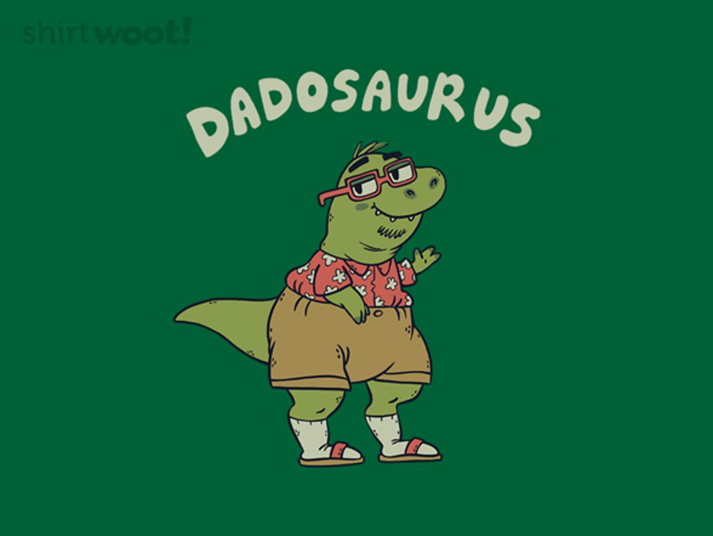 Woot!: Dadosaur - $15.00 + Free shipping