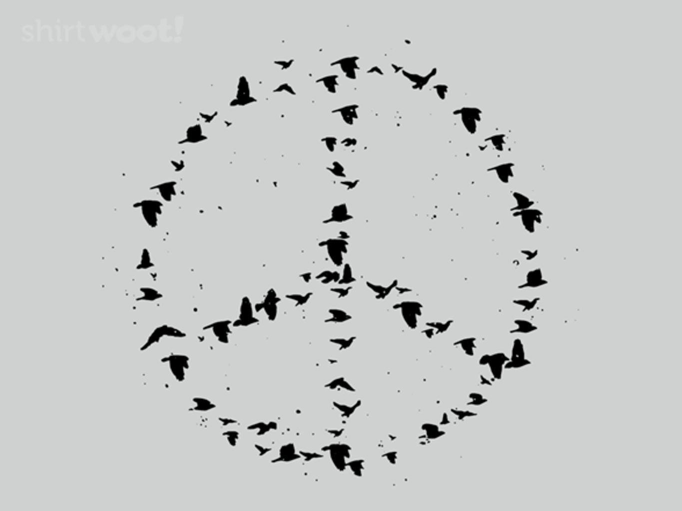 Woot!: Birds of Peace