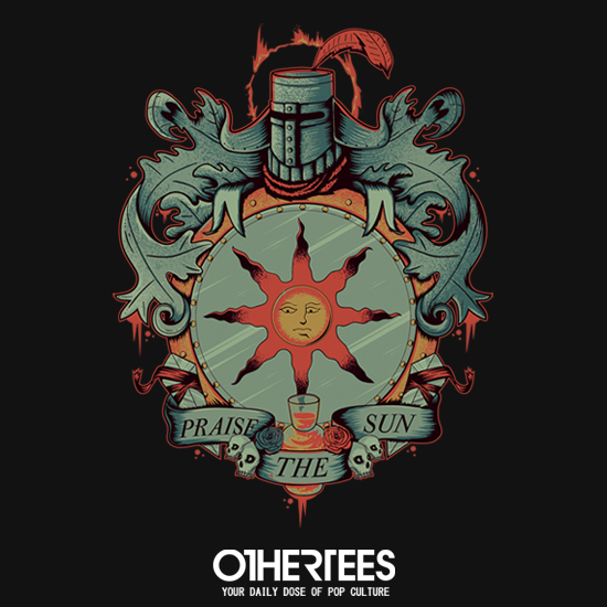 OtherTees: Crest of the Sun