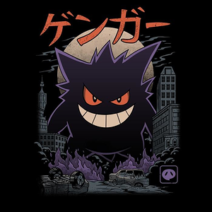 Once Upon a Tee: Ghost Kaiju