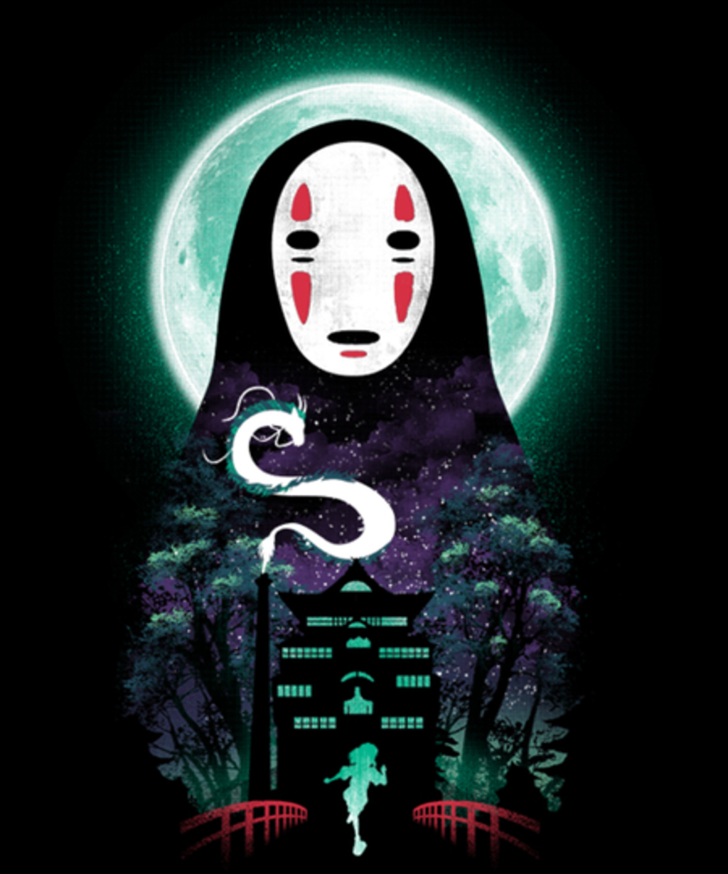Qwertee: River Flows in You