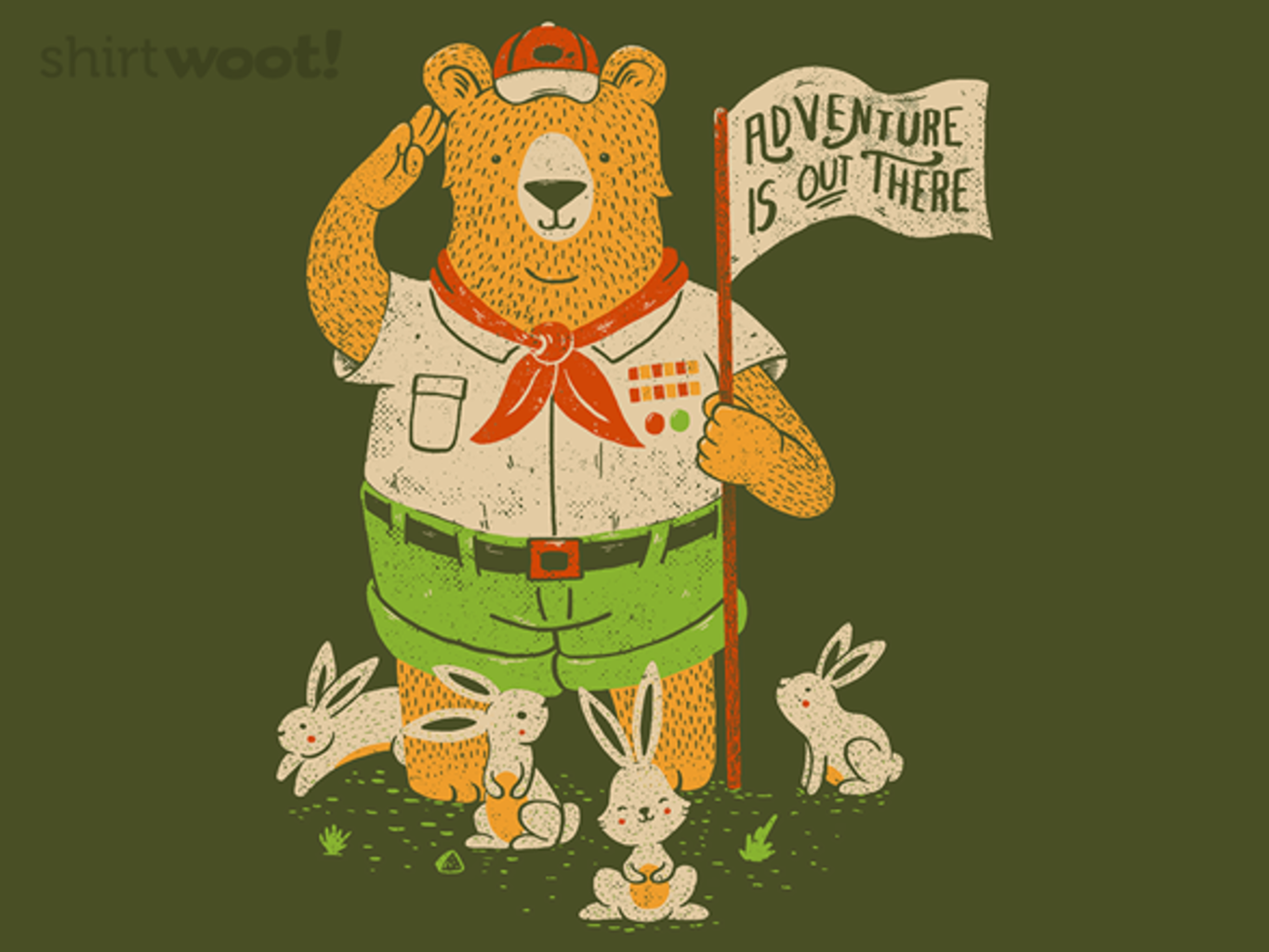 Woot!: Adventure Is Out There