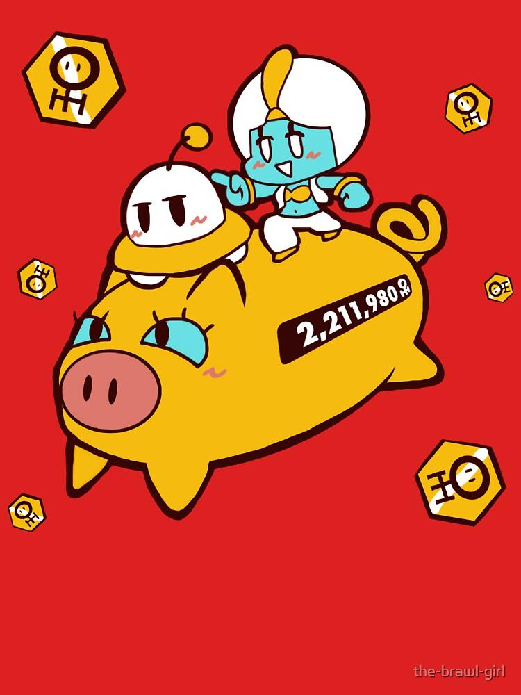 RedBubble: Piggybank Ride