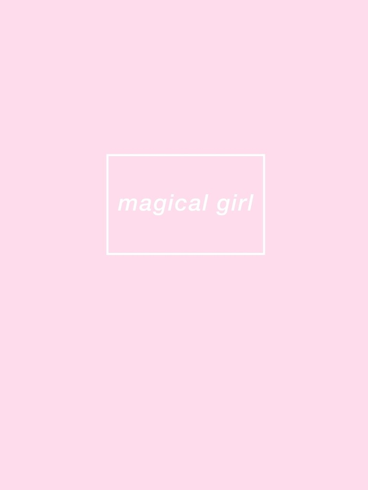 RedBubble: magical girl