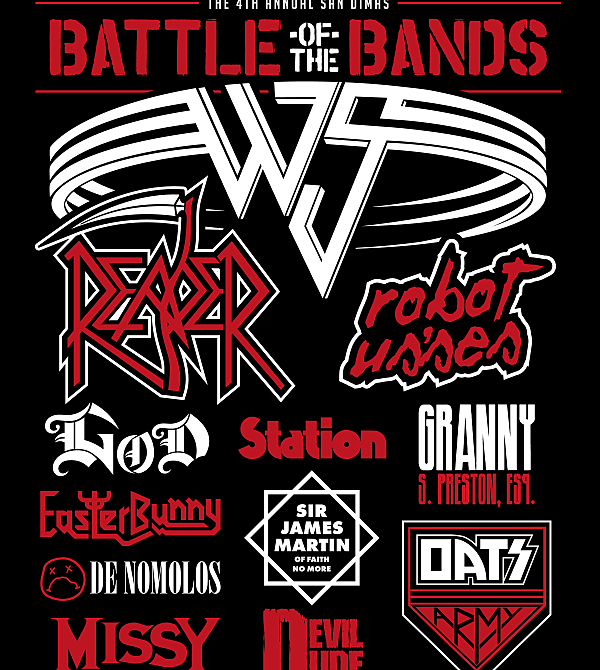 teeVillain: Battle of the Bands