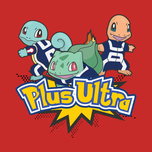 TeePublic: Starter 3 - Plus Ultra