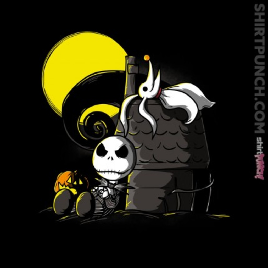ShirtPunch: Friends of Nightmare