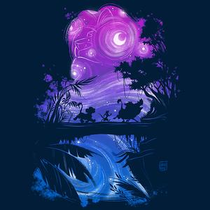 TeeTee: Starry Lion