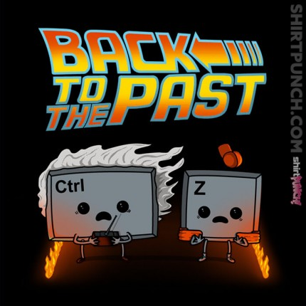 ShirtPunch: Back to the Past