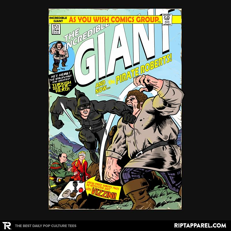Ript: The Incredible Giant