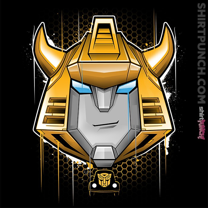 ShirtPunch: Bumblebee