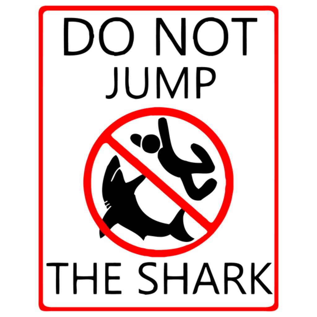 NeatoShop: Do Not Jump The Shark