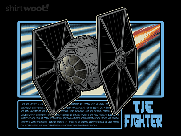 Woot!: Imperial Fighter
