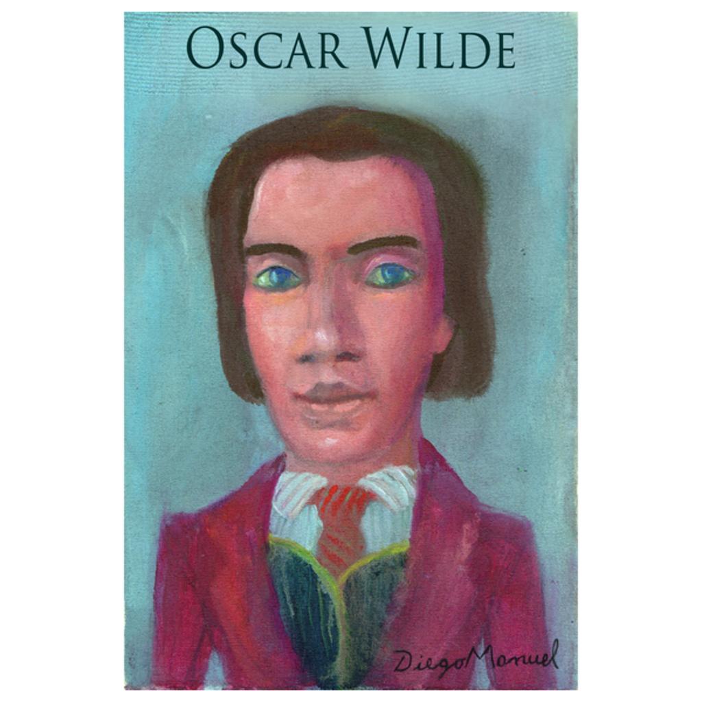 NeatoShop: Oscar Wilde portrait