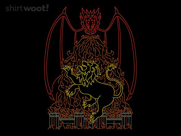 Woot!: Dragon vs the Lion