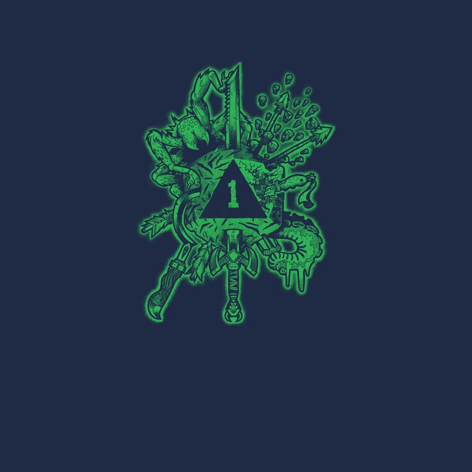 TeeFury: Green Roll