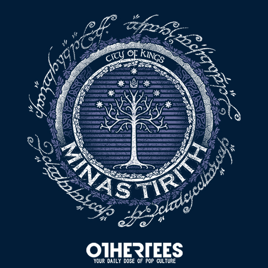 OtherTees: Minas Tirith