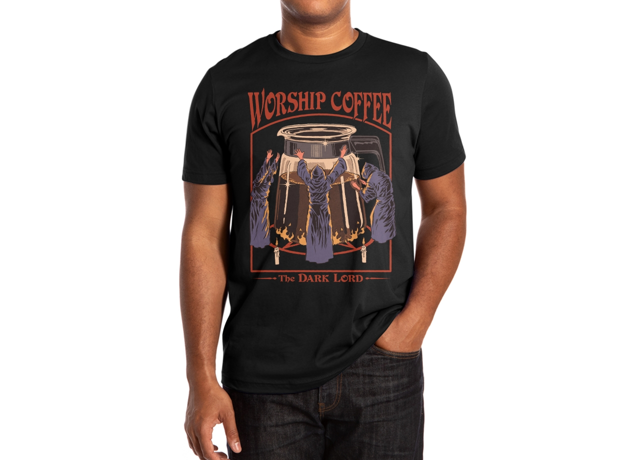 Threadless: Worship Coffee