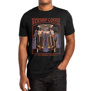Threadless: Worship Coffee