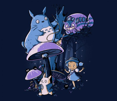 TeeFury: My Neighbor Alice