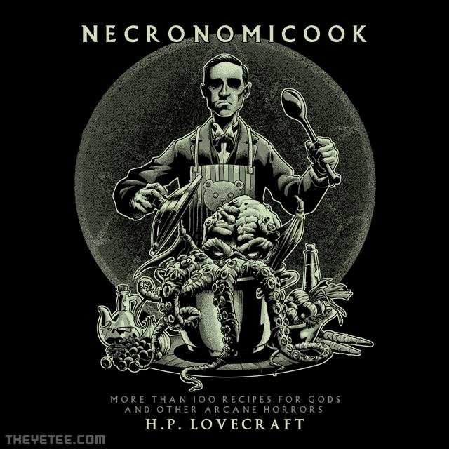 The Yetee: Necronomicook