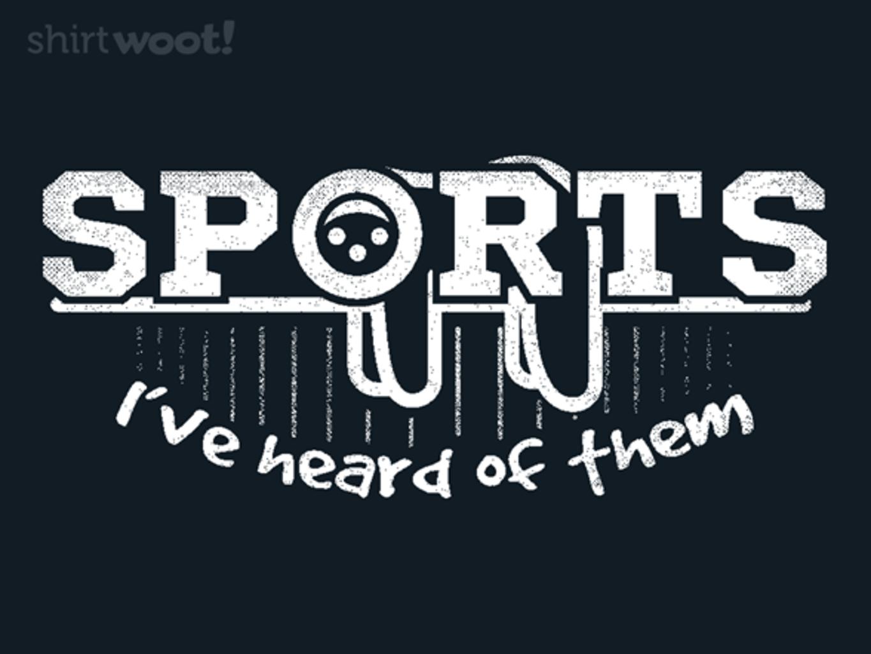 Woot!: Sports Expert