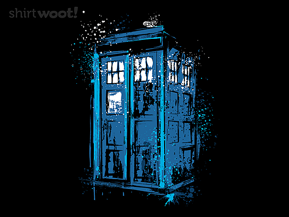 Woot!: Time and Space