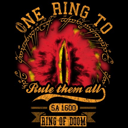 ShirtPunch: One Ring