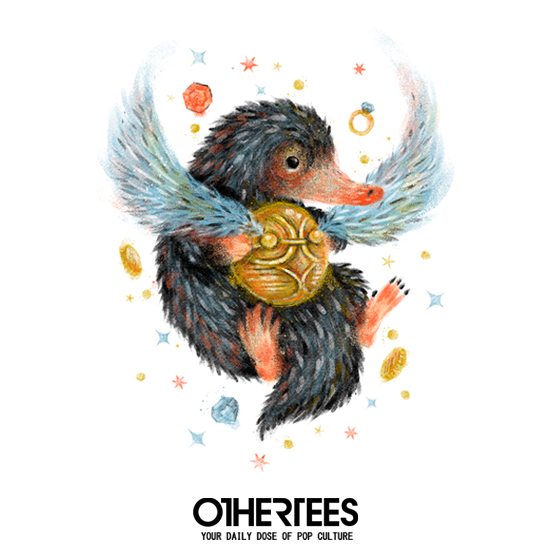 OtherTees: Beast's Treasure