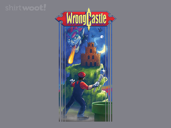 Woot!: Wrong Castle
