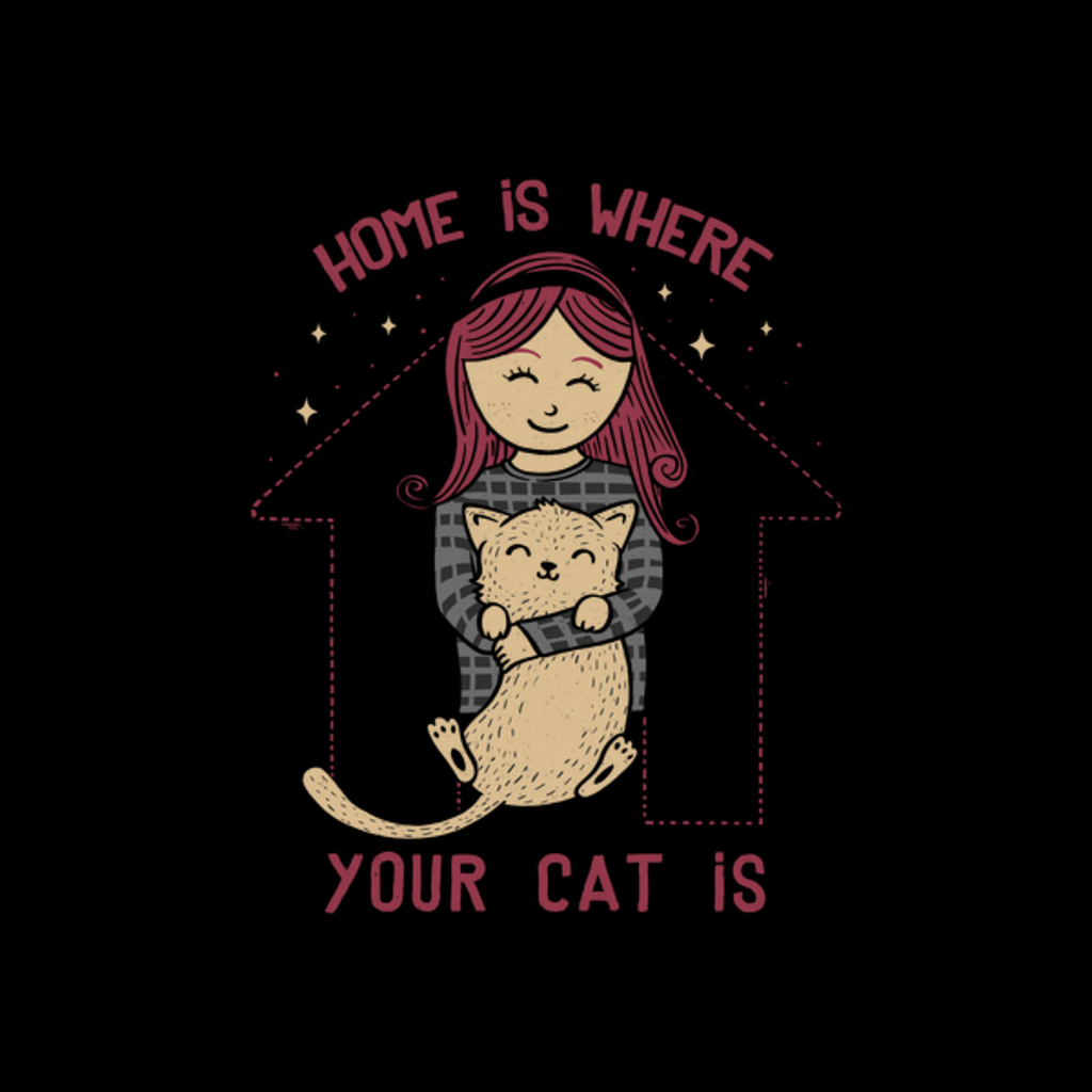 NeatoShop: Home Is Where Your Cat Is
