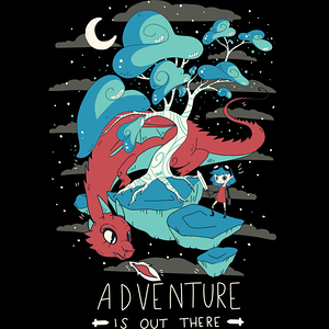 Design by Humans: Adventure is Out There