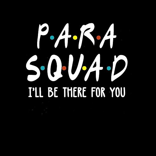 BustedTees: Para Squad