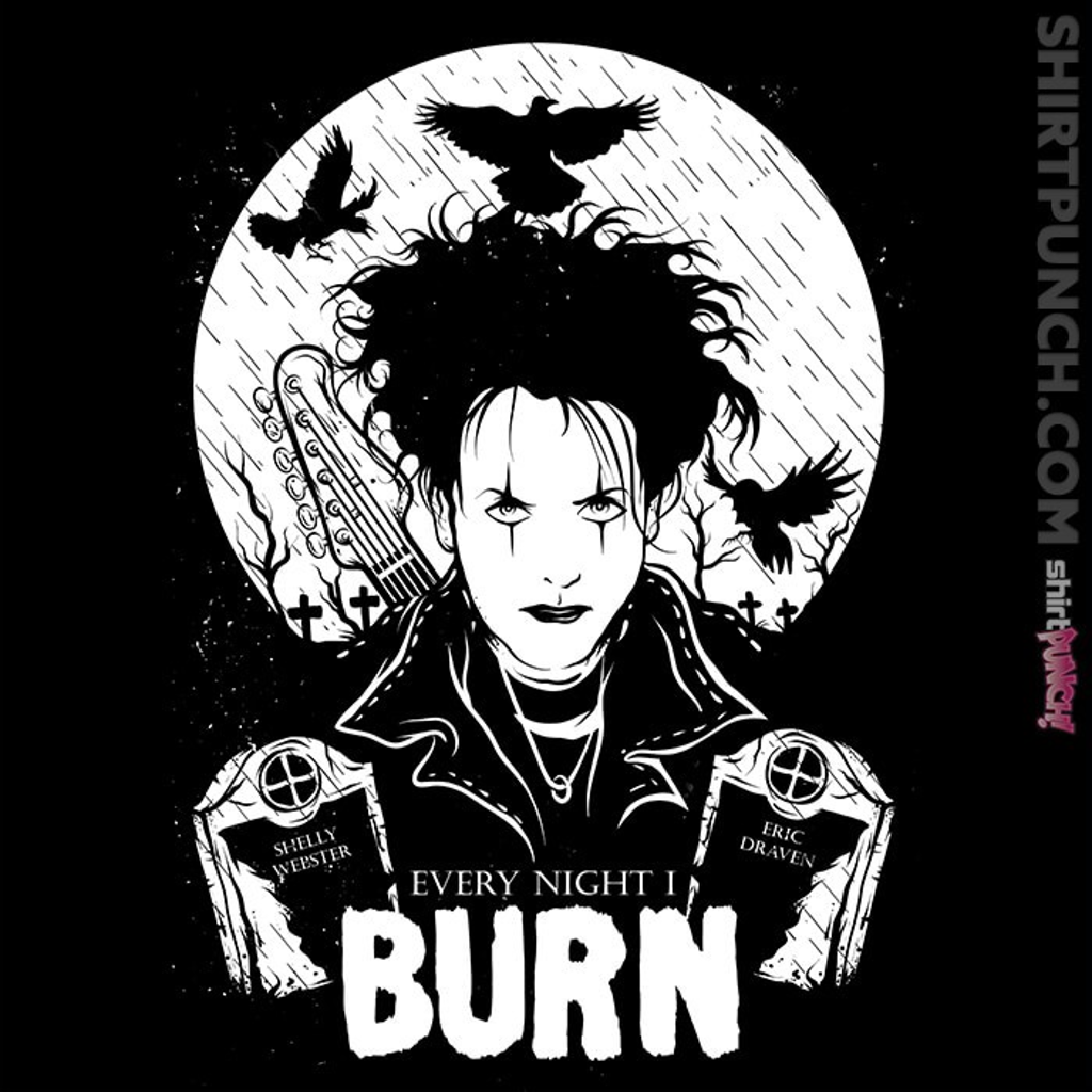 ShirtPunch: Burn