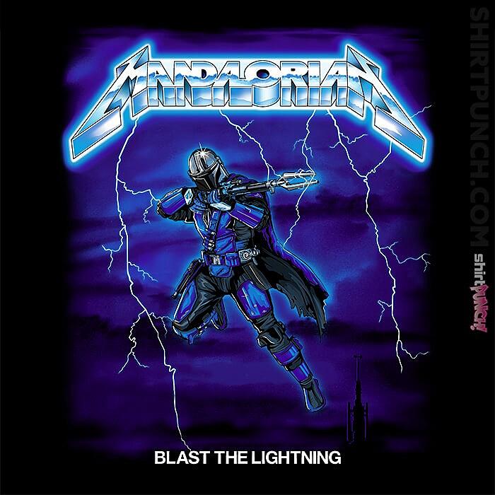 ShirtPunch: Blast The Lightning