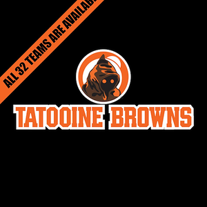 Shirt Battle: Tatooine Browns