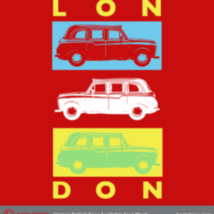 Anglotees: London Taxi 2017