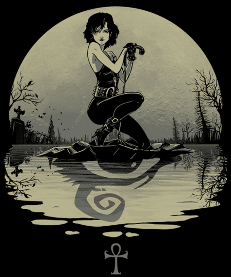 Qwertee: Sailing with Death