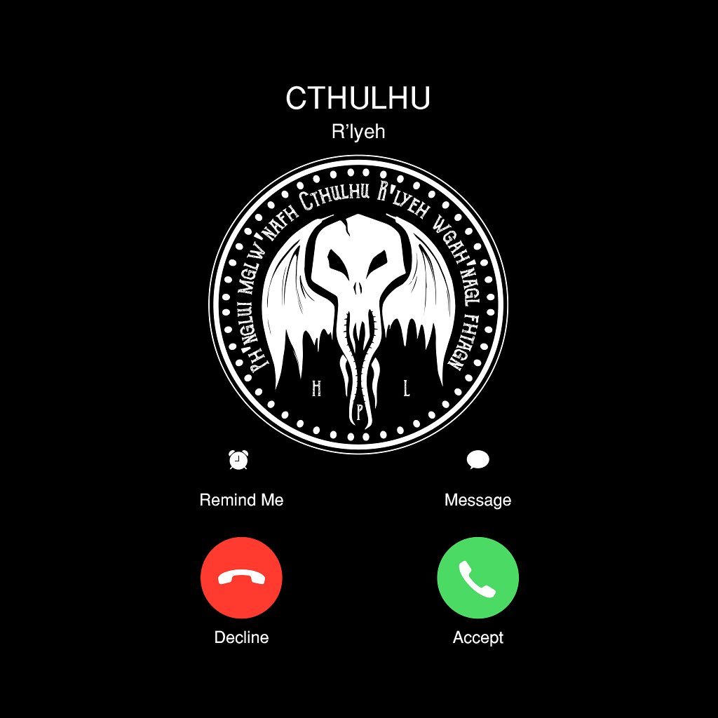 TeeTee: The Literal Call of Cthulhu