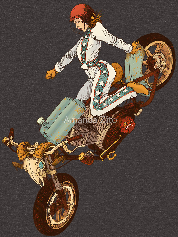 RedBubble: The Worst Bike- Women Who Ride