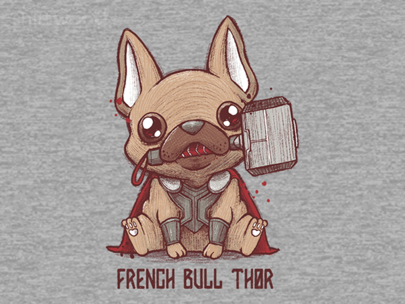Woot!: French Bull Thor