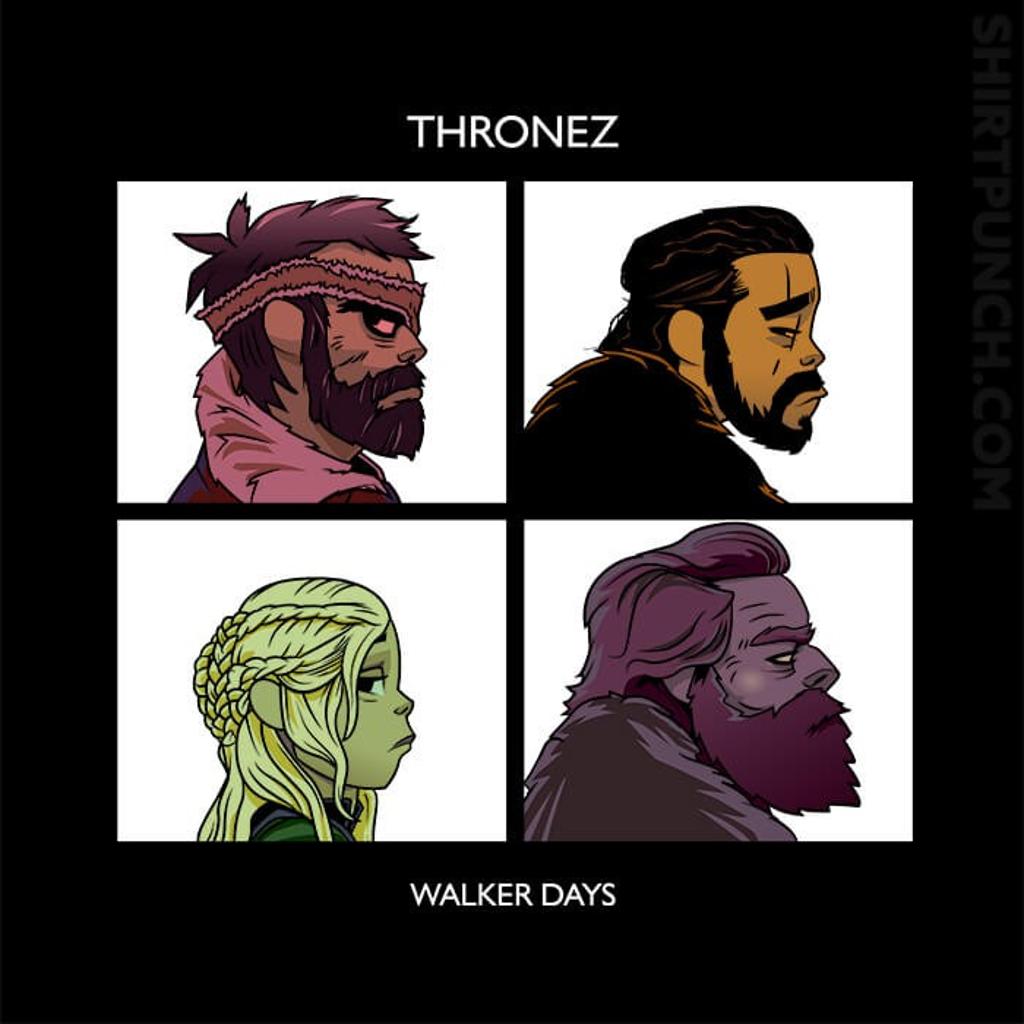 ShirtPunch: Walker Days