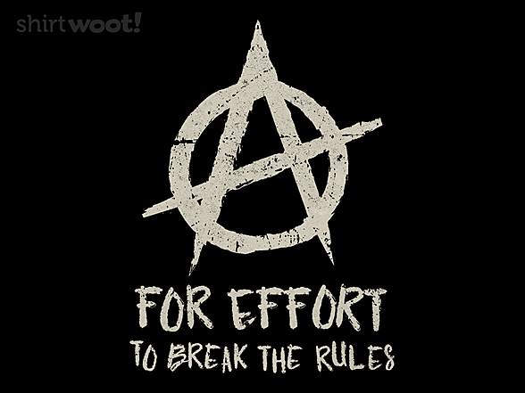 Woot!: A for Anarchy
