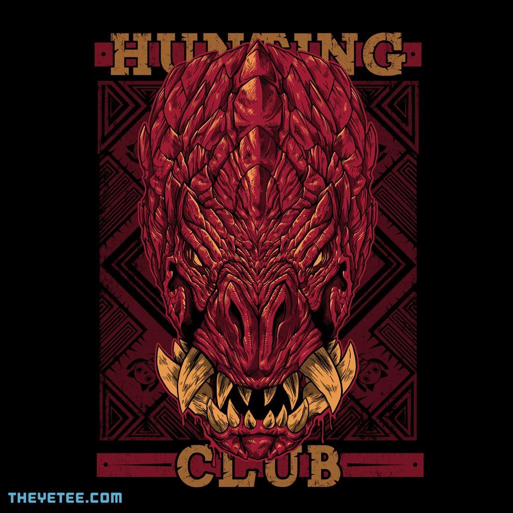 The Yetee: Hunting Club: Odogaron